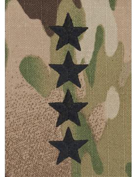 SVR-225, General (GEN), Scorpion Sew-On 2x2 Rank