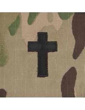 SVR-235, Chaplain, Scorpion Sew-On 2x2 Rank