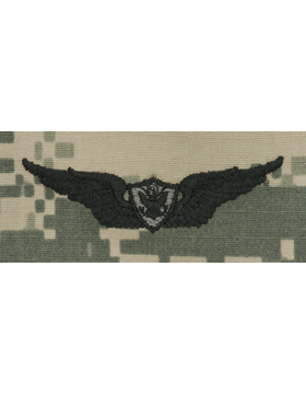 ACU Sew-on SWV-304 Aircraft Crewman