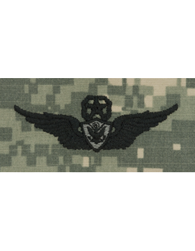 ACU Sew-on SWV-306 Master Aircraft Crewman