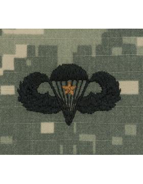 ACU Sew-on SWV-307A Combat Parachutist First Award