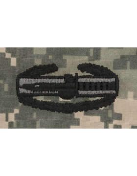ACU Sew-on SWV-312 Combat Action Badge