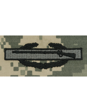 ACU Sew-on SWV-315 Combat Infantry First Award