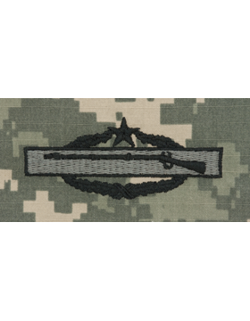 ACU Sew-on SWV-316 Combat Infantry Second Award