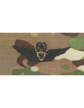 Scorpion Sew-on SWV-406 Master Aircraft Crewman