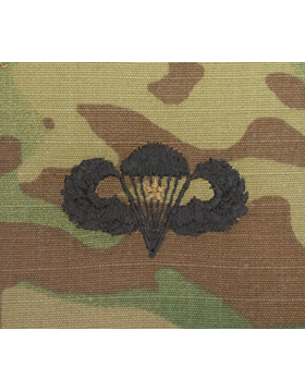 Scorpion Sew-on SWV-407A Combat Parachutist First Award