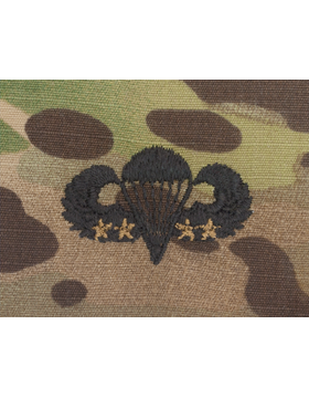 Scorpion Sew-on SWV-407D Combat Parachutist Fourth Award