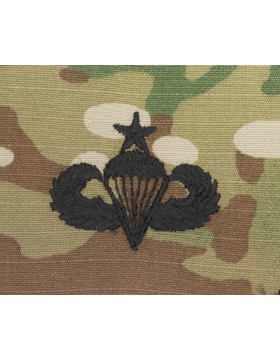 Scorpion Sew-on SWV-408 Senior Parachutist