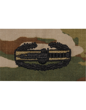 Scorpion Sew-on SWV-412 Combat Action Badge