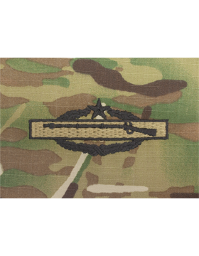 Scorpion Sew-on SWV-416 Combat Infantry Second Award