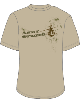 Army Strong T-Shirt 4020