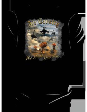 Air Cavalry We Shoot You Die T-Shirt 4027