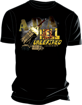 ADA Hell Unleashed T-Shirt 4035
