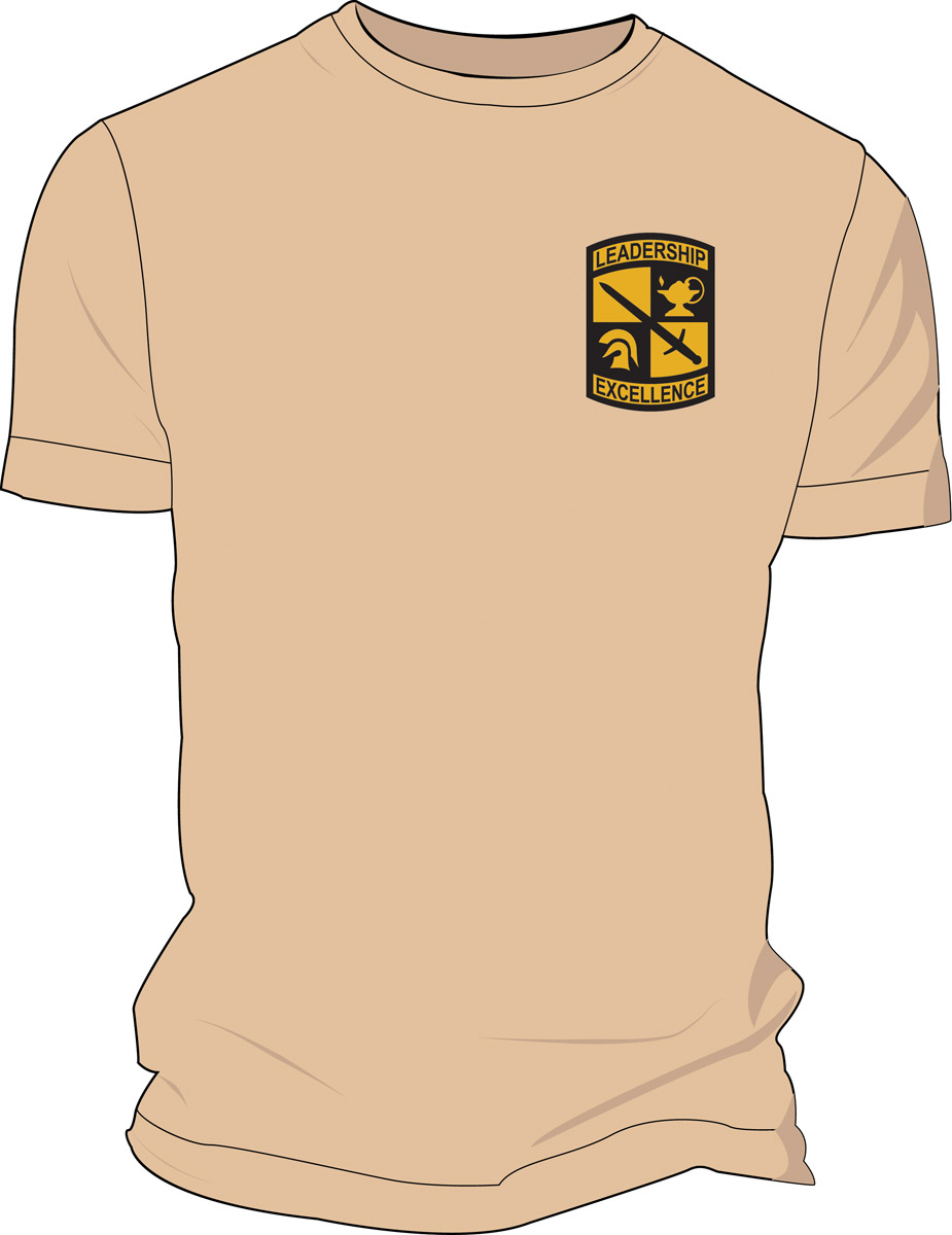 ROTC Leadership T-Shirt 4024