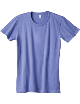 Ladies Anvil T-Shirt 100% Ringspun Cotton 880