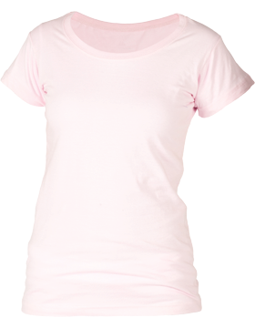 Perfect Fit Tee T15 Pink