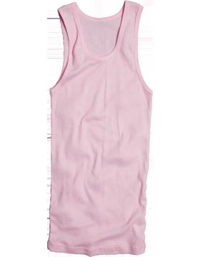 Boyfriend Tank T85 Pink