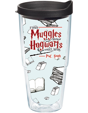 Customizable Hogwarts Teacher Insulated Tumbler