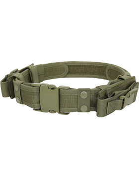 Tactical Belt OD Adjustable up to 44in