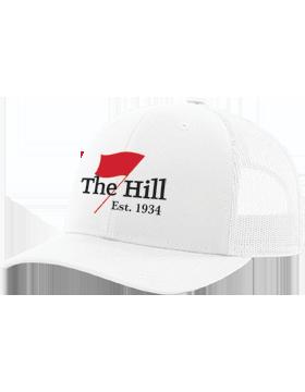 The Hill Est. 1934 Twill-Mesh Adjustable Cap