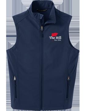 The Hill Est. 1934 Soft Shell Vest J325