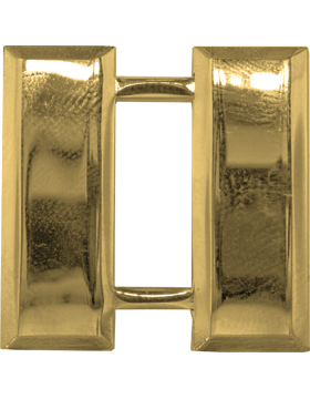 Police Rank (U-202G) Captain Bars Gold 1