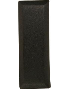 Police Rank (U-251B) Lieutenant Bar Black (Miniature)