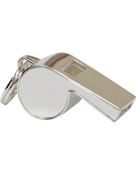 Acme Look-A-Like Whistle (U-920S) Silver