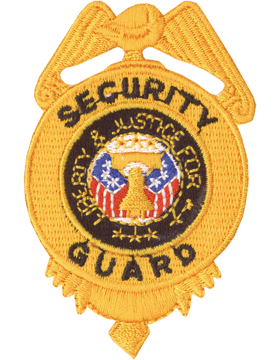 U-N208 Security Guard #20 Shield