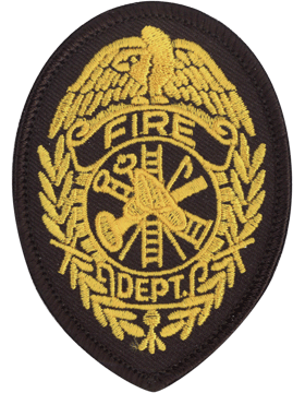 U-N341 Fire Department Patch