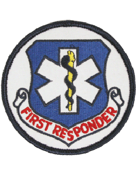 U-N410 First Responder Shield Patch