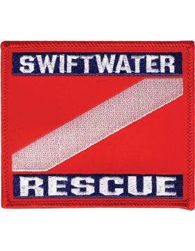 U-N416 Swiftwater Rescue Patch