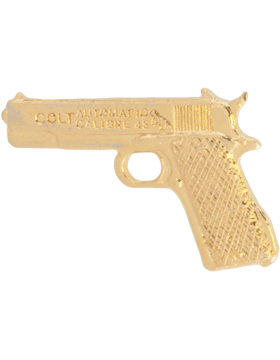 Tie Tac (U-T110G) Large Automatic Gold