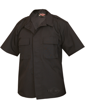 Short Sleeve Poly-Cotton Ripstop Tactical Shirt 1000