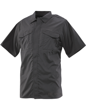 Men's 24-7 Series® Ultralight Short Sleeve Poly-Cotton Uniform Shirt 1045