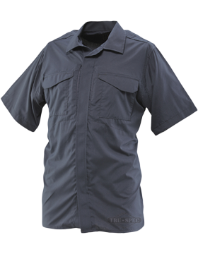 Men's 24-7 Series® Ultralight Short Sleeve Poly-Cotton Uniform Shirt 1047