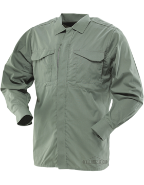 24-7 Ultralight Uniform Poly-Cotton Long Sleeve Shirt