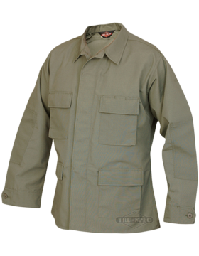 BDU Coat Poly/Cotton Ripstop 1316