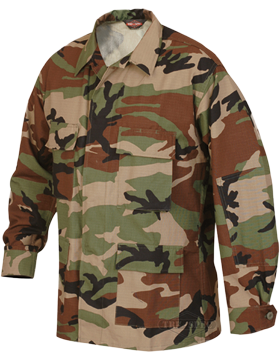 BDU Coat Cotton Ripstop 1514