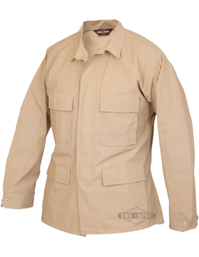 BDU Coat Cotton Ripstop 1550
