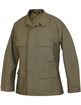 BDU Coat Cotton Ripstop 1568