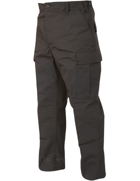 Basic BDU Trousers Ctn/Poly Ripstop 1580