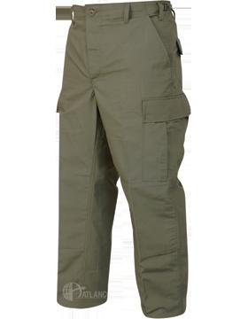 Basic BDU Trousers Ctn/Poly Ripstop 1581