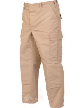 Basic BDU Trousers Ctn/Poly Ripstop 1582