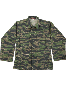 BDU Coat Cotton/Poly Twill 1619