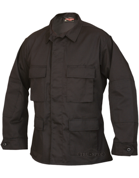 BDU Coat Cotton/Poly Twill 1728