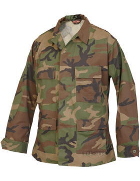 BDU Coat Cotton/Poly Twill 1822