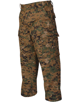Digital Combat Pant Poly/Ctn 1932