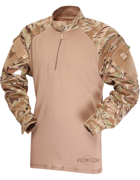 T.R.U.® Nylon-Cotton Ripstop Tactical Response Combat Shirt 2540
