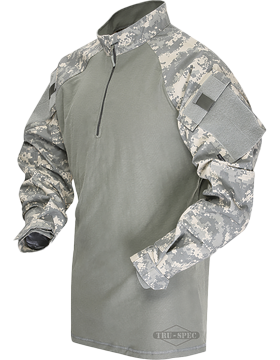 T.R.U.® Nylon-Cotton Ripstop Tactical Response Combat Shirt 2542